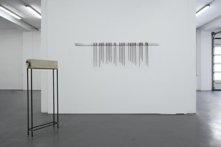 Volume, 2015, collezione privata, Roma / Arcata, 2015, collezione S.Mirabile, Milano